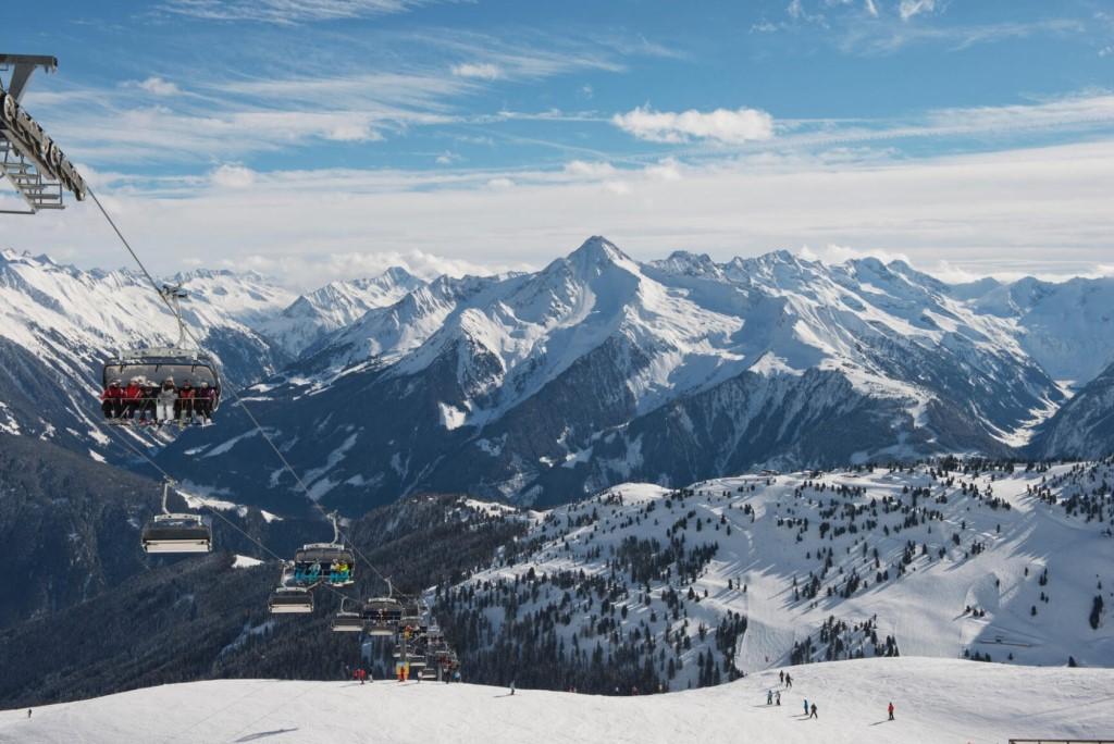 Австрия, долина Циллерталь, Майрхофен